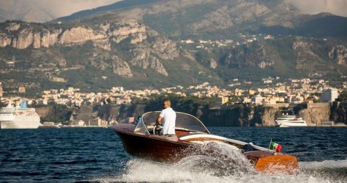 Alquiler Lancha en Sorrento - Riva Super florida