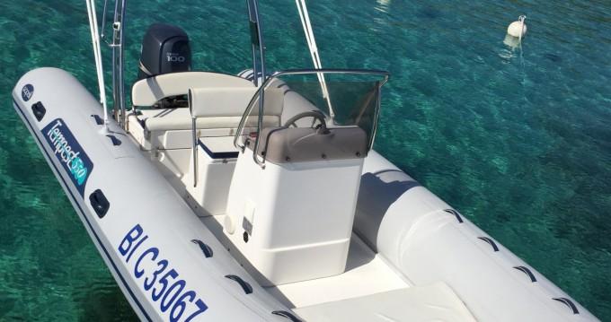 Alquiler de barcos L'Île-Rousse barato de Tempest 550