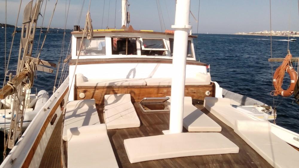 Alquiler Velero en Trapani - Bodrum-Shipyard gulet