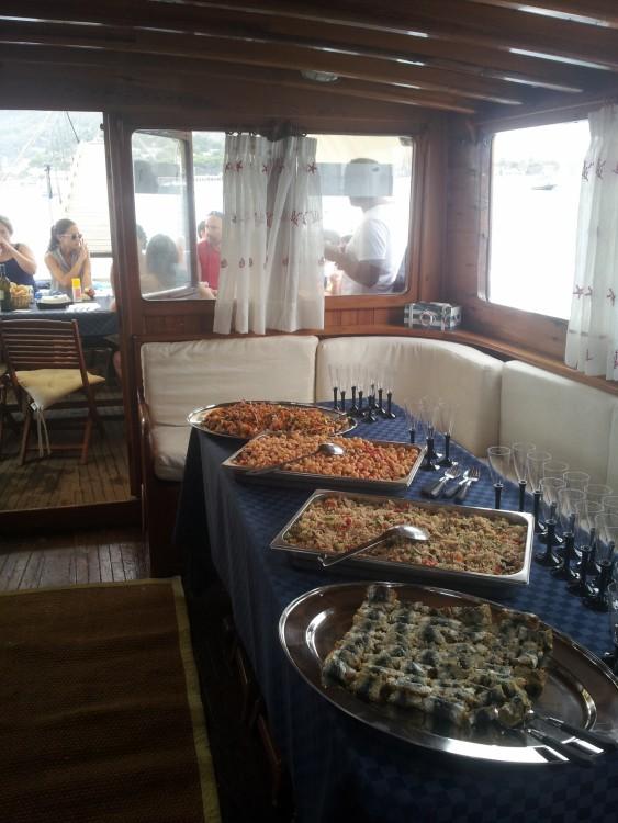 Alquiler de barcos Bodrum-Shipyard gulet enTrapani en Samboat