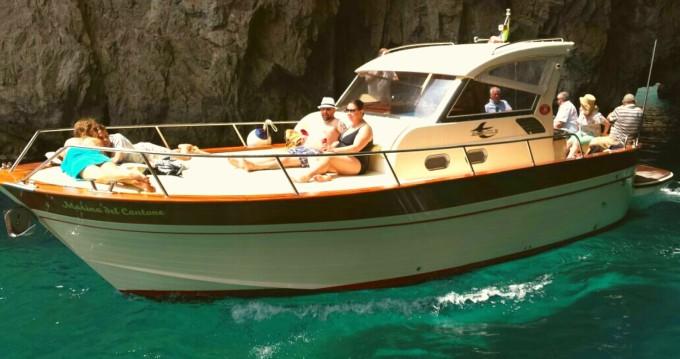 Aprea Semicabinato entre particulares y profesional Marina del Cantone