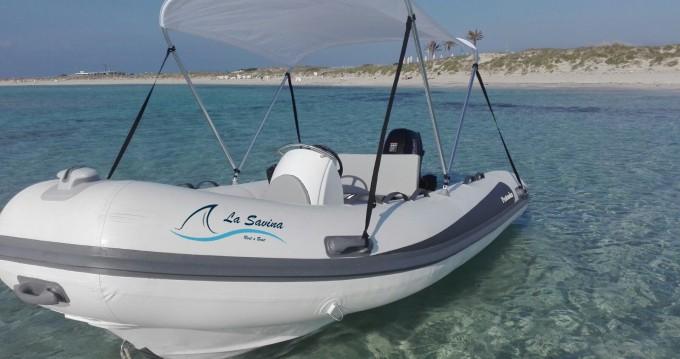 Alquiler de barcos Protender 420 enLa Savina en Samboat