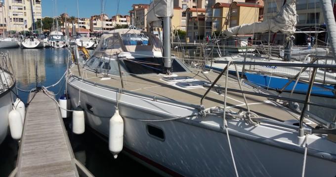 Alquiler Velero en Solenzara - Etap Etap 32i