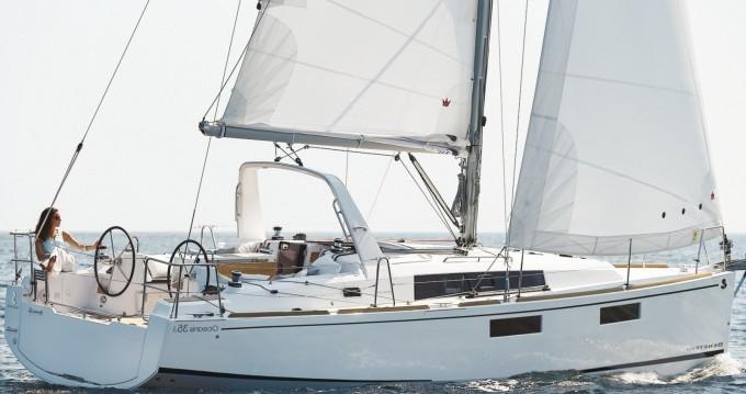 Alquiler de yate Bandol - Bénéteau Oceanis 35.1 en SamBoat