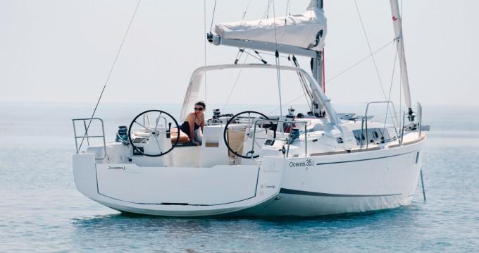 Alquiler de barcos Bénéteau Oceanis 35.1 enBandol en Samboat