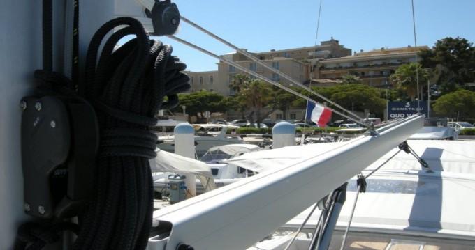 Alquiler de barcos Bandol barato de Oceanis 38