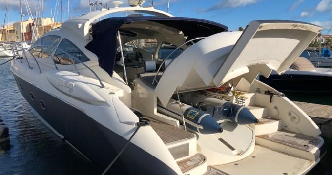 Alquiler de barcos Le Cap d'Agde barato de Atlantis 55