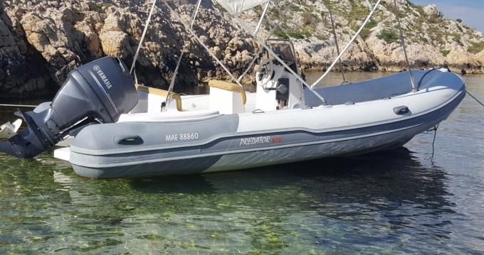 Italboats Predator 570 entre particulares y profesional Vieux-Port de Marseille