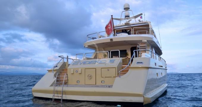 Alquiler Yate Aegean Builder con título de navegación