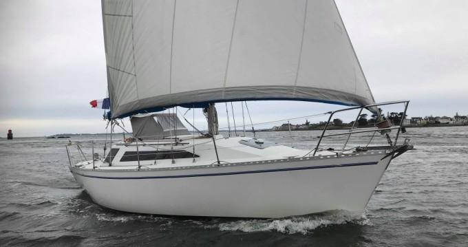 Alquiler Velero en Lorient - Gibert Marine Gib Sea 92