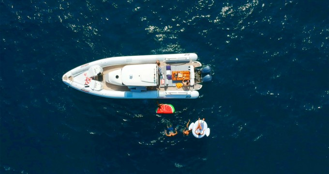 Alquiler de barcos Barcelona barato de Sportech