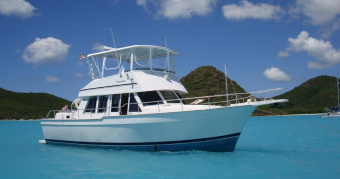 Alquiler de Mainship 430 Trawler en Cannes