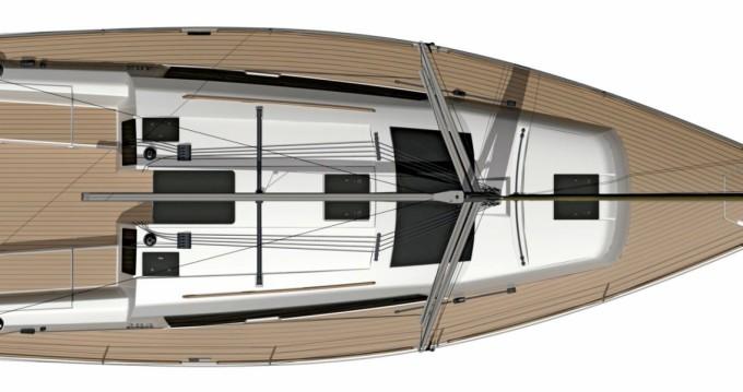 Alquiler de barcos Dufour Dufour 382 Grand Large enPorquerolles en Samboat
