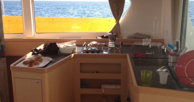 Alquiler Catamarán en Capo d'Orlando - Lagoon Lagoon 42