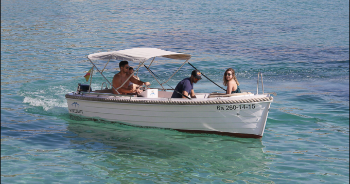Alquiler de yate Palma de Mallorca - Baltic Boats Silver 495 en SamBoat