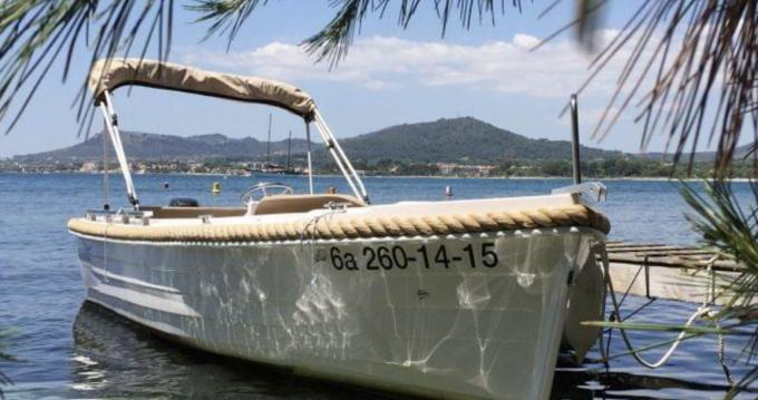 Alquiler Lancha en Palma de Mallorca - Baltic Boats Silver 495