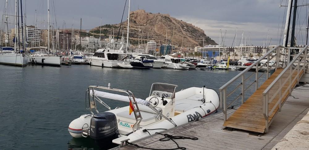 Alquiler de Bwa Sport 20 en Alicante