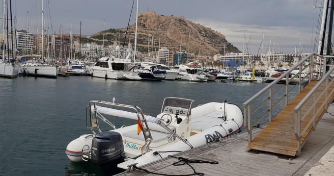 Alquiler Neumática en Alicante - Bwa Sport 20