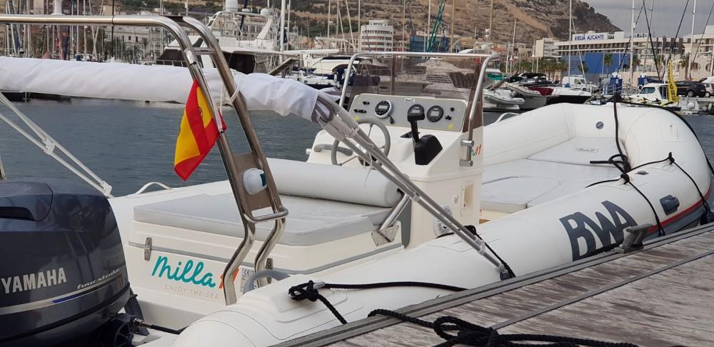 Alquiler de yate Alicante - Bwa Sport 20 en SamBoat