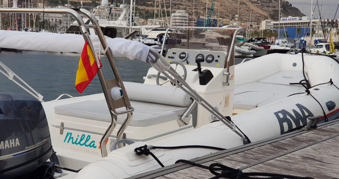 Alquiler de Neumática, con o sin patrón Bwa Alicante
