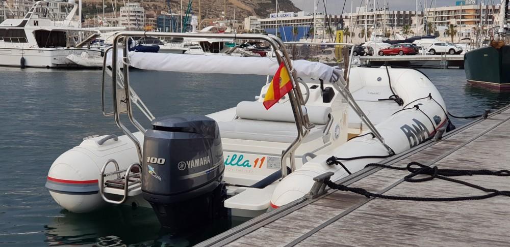 Alquiler de barcos Bwa Sport 20 enAlicante en Samboat