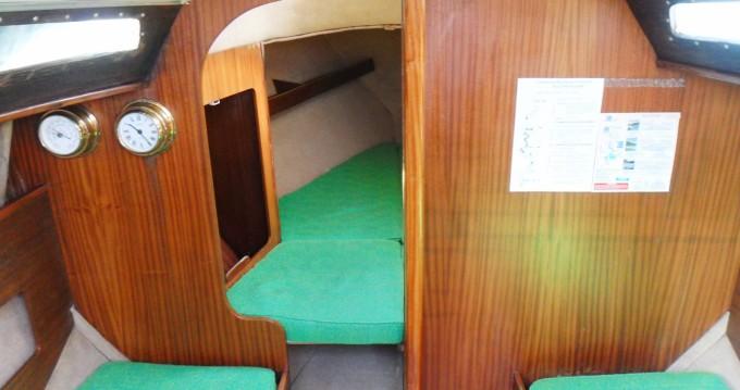 Alquiler Velero en Orgelet - Gibert Marine Gib Sea 24