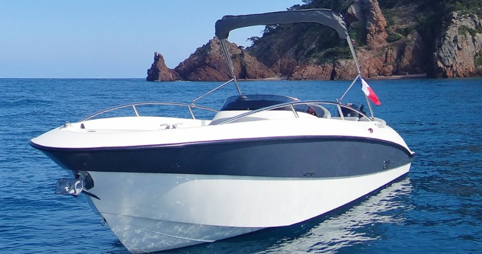 Alquiler de yate Mandelieu-la-Napoule - Clear Aquarius Open en SamBoat