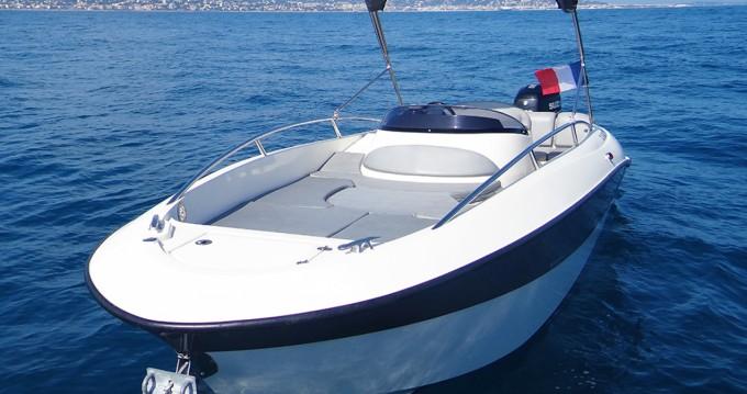 Alquiler de barcos Clear Aquarius Open enMandelieu-la-Napoule en Samboat