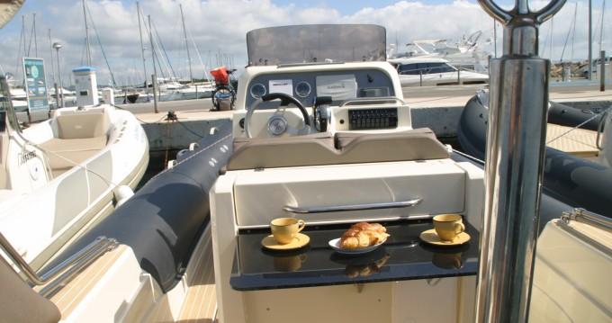 Alquiler de Italboats STINGHER 27 GT en Hyères