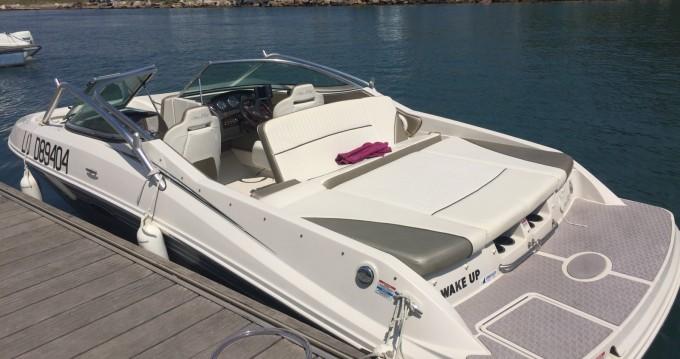 Alquiler de yate Marseillan - Sea Ray Sea Ray 210 Select en SamBoat