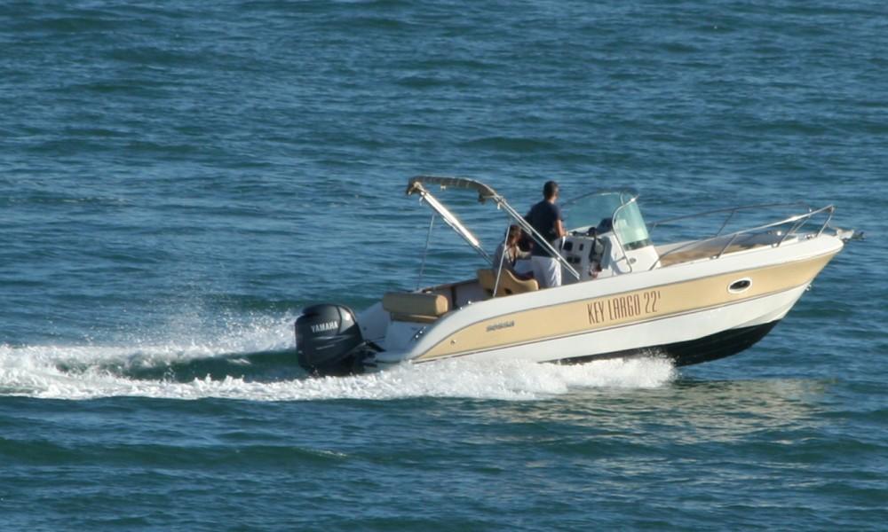 Sessa Marine Key Largo 22 Deck entre particulares y profesional