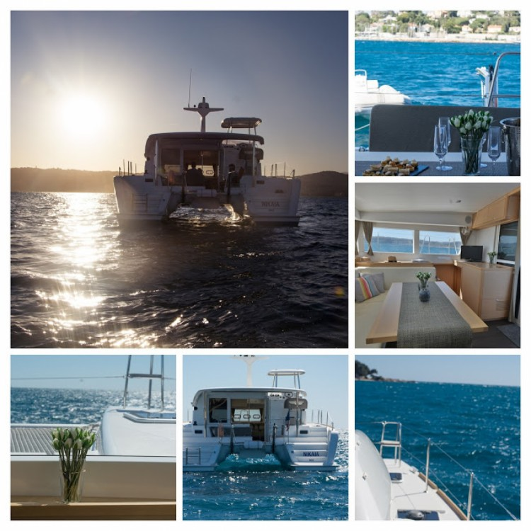 Alquiler de barcos Lagoon Lagoon 40 Motor Yacht enCannes en Samboat