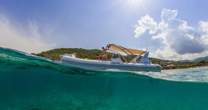 Alquiler de barcos Solenzara barato de Sacs S 640