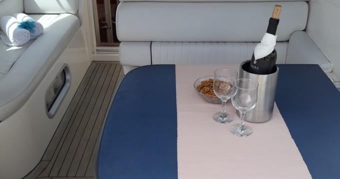 Alquiler Lancha Seaward con título de navegación