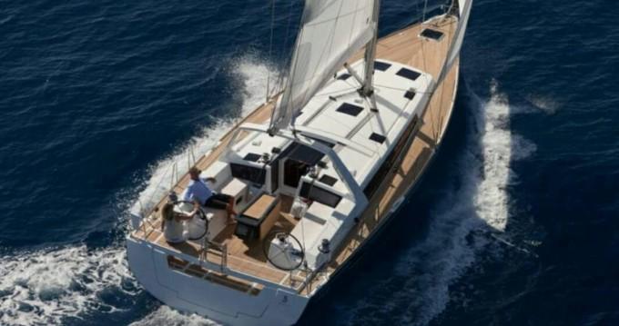 Alquiler de barcos Bénéteau Oceanis 48 enNice en Samboat