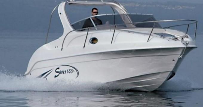 Alquiler de yate Ajaccio - Saver Saver 650 Cabin en SamBoat