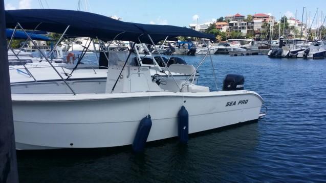 Alquiler de yate Pointe-à-Pitre - Sea Pro  220c open en SamBoat