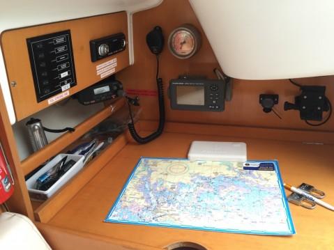 Alquiler de barcos Bénéteau First 25.7 S enQuiberon en Samboat