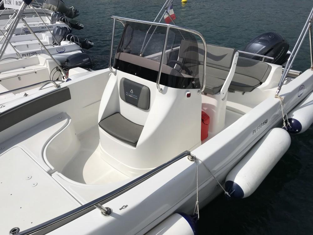 Alquiler Lancha en Collioure - Allegra Boats All 19 Open