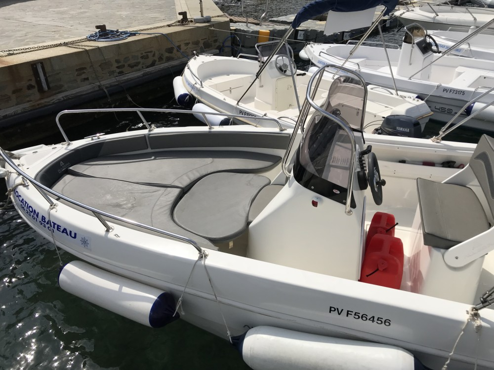 Alquiler de barcos Collioure barato de All 19 Open
