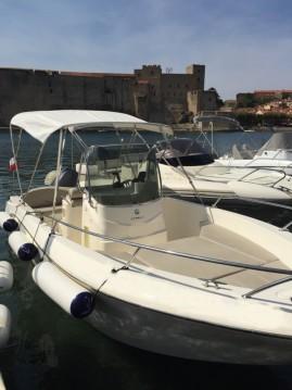 Alquiler de barcos Collioure barato de Cap 21 WA