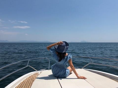 Alquiler de barcos Lilan Flyer Sundeck 8,8 Benetau enAmalfi en Samboat