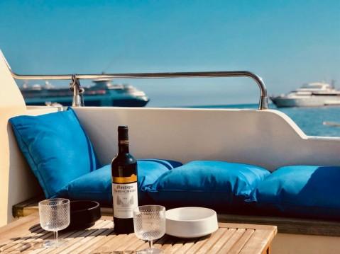 Alquiler Lancha Gianetti con título de navegación