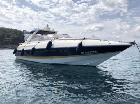 Alquiler de yate Cannes - Sunseeker Comanche 40 en SamBoat