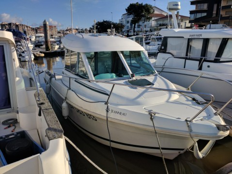 Jeanneau Merry Fisher 625 HB entre particulares y profesional Capbreton
