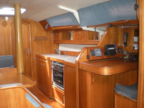 Alquiler de yate Viareggio - Jeanneau Sun Charm 39 en SamBoat