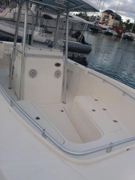 Alquiler de barcos Angler 26p enPointe-à-Pitre en Samboat