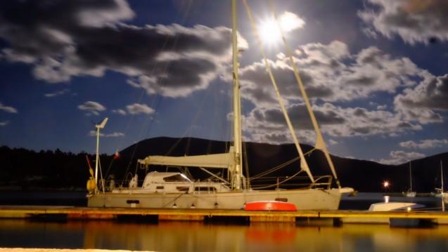 Alquiler de barcos Corfú barato de Boréal 44