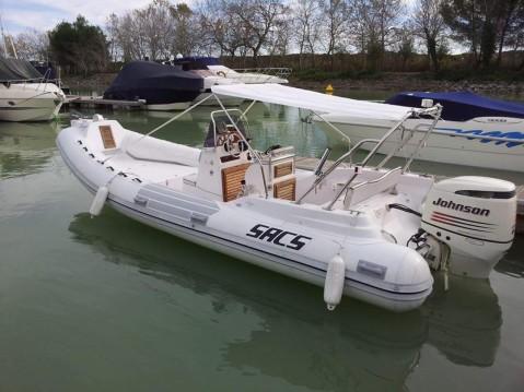 Alquiler de barcos Sacs Sacs S 680 enGolfo Aranci en Samboat