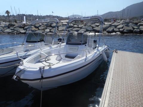 Alquiler de yate Saint-Raphaël - Ranieri Voyager 18 S en SamBoat